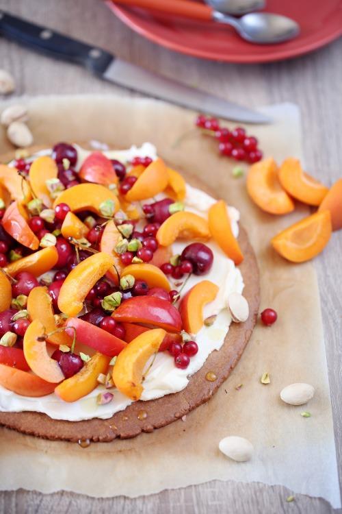 tarte-abricots-cerises-mascarpone4 copie