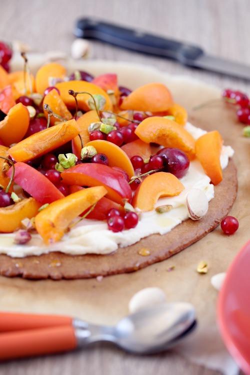 tarte-abricots-cerises-mascarpone7 copie