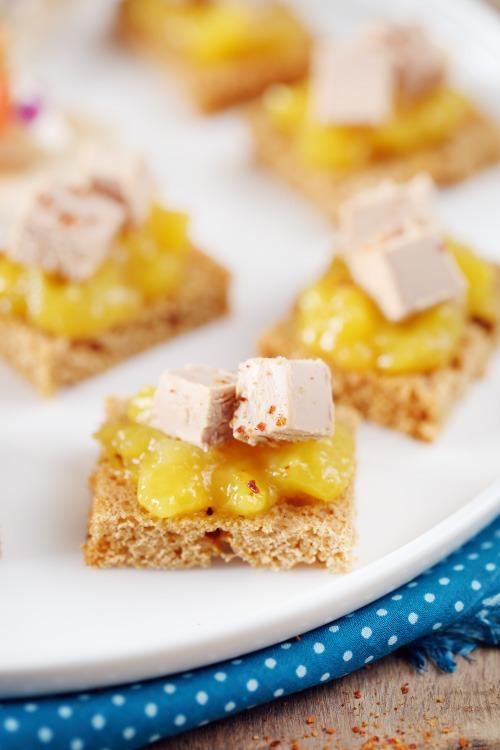 toast-pain-epices-foie-gras-mangue