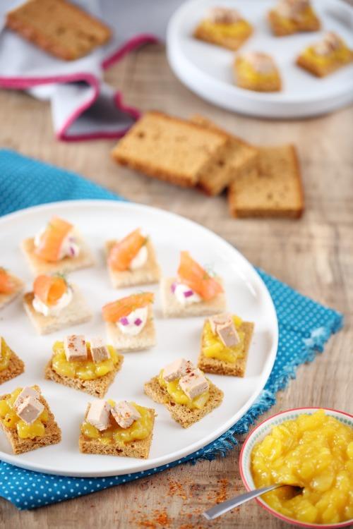 toast-pain-epices-foie-gras-mangue3