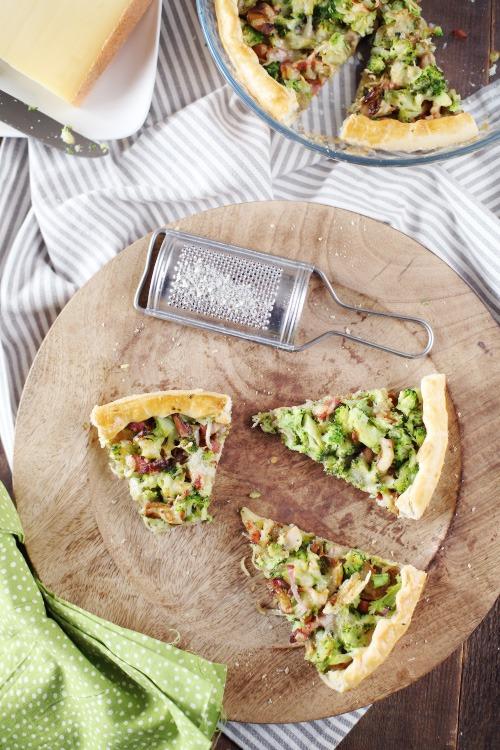tarte-brocolis-champignons-lardons8