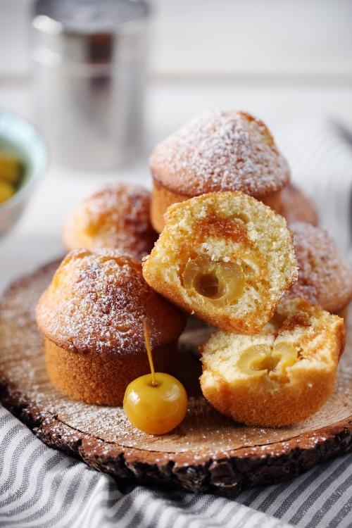 Petits Gateaux Au Yaourt Mini Pommes D Orient Chefnini