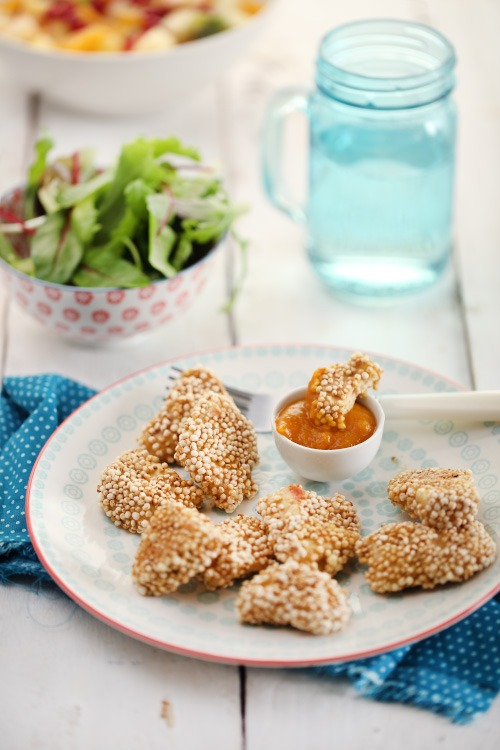 nuggets-quinoa