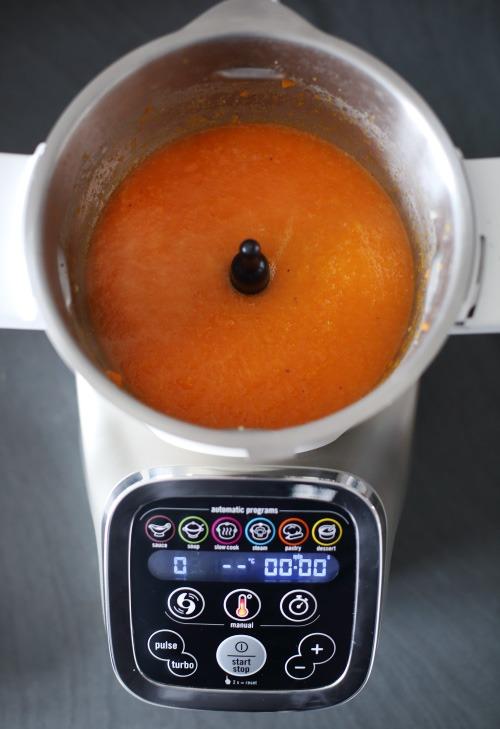 Test du companion de moulinex chefnini - Robot pour faire la soupe ...