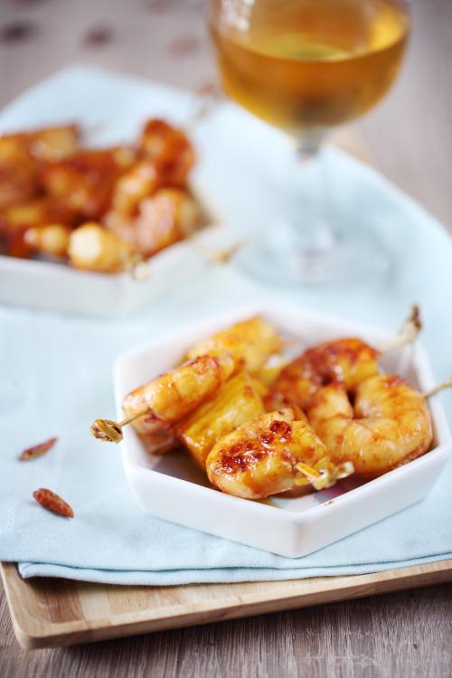 crevette-ananas-caramel2