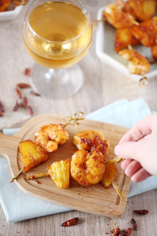 crevette-ananas-caramel4