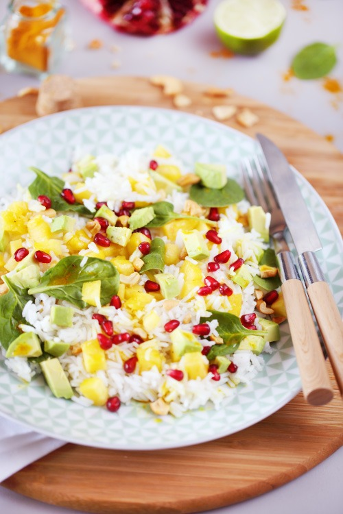 salade-riz-ananas3