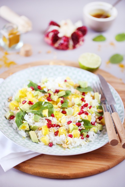 salade-riz-ananas4