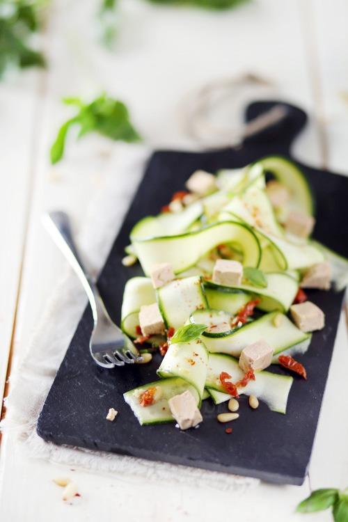 salade-cougette-foie-gras4