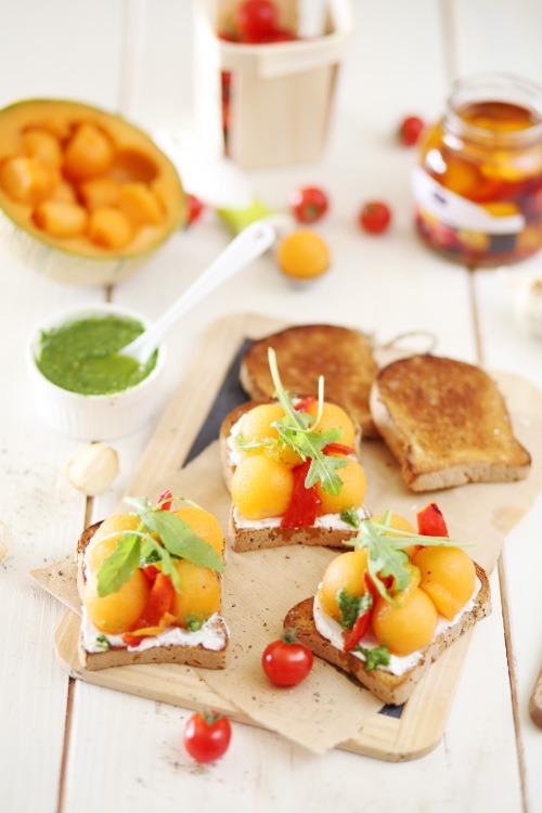 tartine-melon-poivron-chevre6