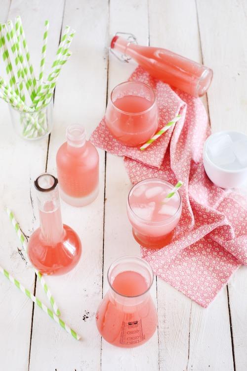 eau-rhubarbe