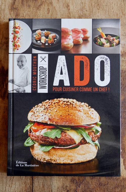 Avis livre workshop ado chefnini - Livre de cuisine top chef ...