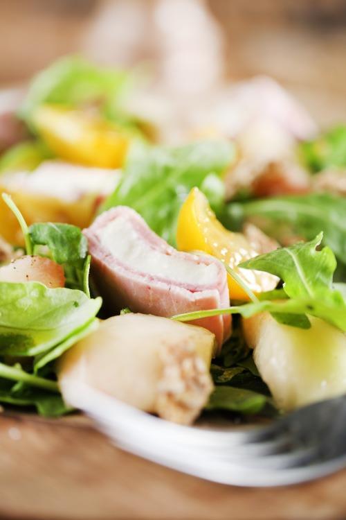 salade-peche-mozzarella3