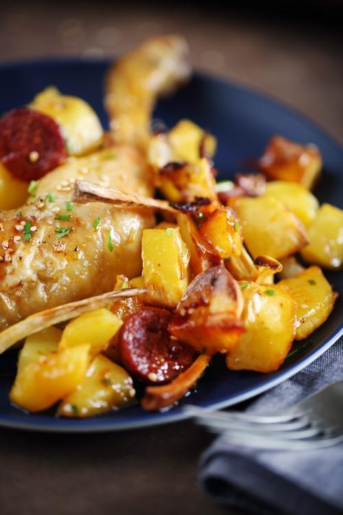 poulet-chorizo-panais2