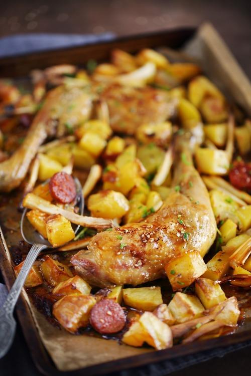 poulet-chorizo-panais4