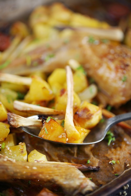 poulet-chorizo-panais5