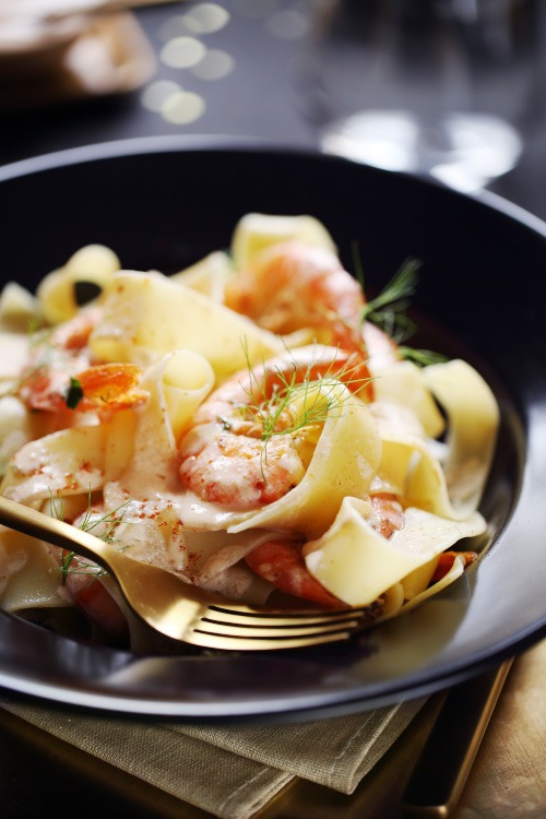 pappardelle-gambas
