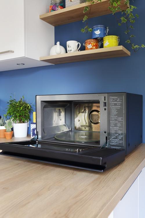 test du four micro ondes combin lg neochef mj3965bcr. Black Bedroom Furniture Sets. Home Design Ideas