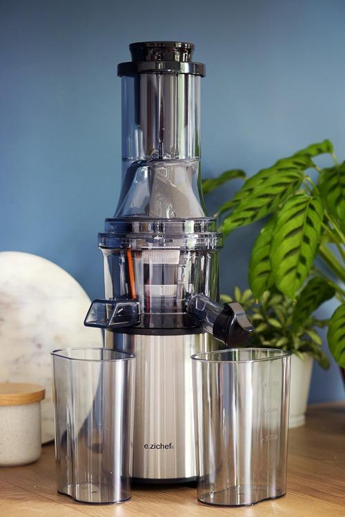 test de l 39 extracteur de jus vitamin xl smoothie. Black Bedroom Furniture Sets. Home Design Ideas